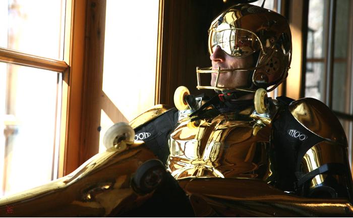 Armure Gold